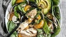 Mandarin Chicken Salad | Genius Kitchen