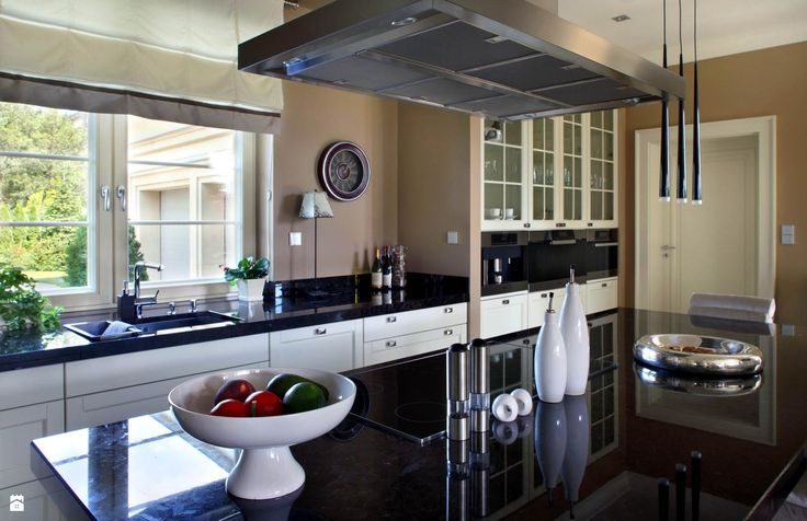 Kuchnia styl Glamour - zdjęcie od CKTprojekt - Kuchnia - Styl Glamour - CKTprojekt