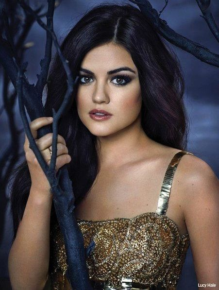 Celebrity Long Hairstyles - Lucy Hale | Full Dose