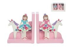 £20.00 Gisela Graham Unicorn Ballerina Bookends - These bookends are fabulous for, well, holding books in place and looking gorgeous in any little person's bedroom!