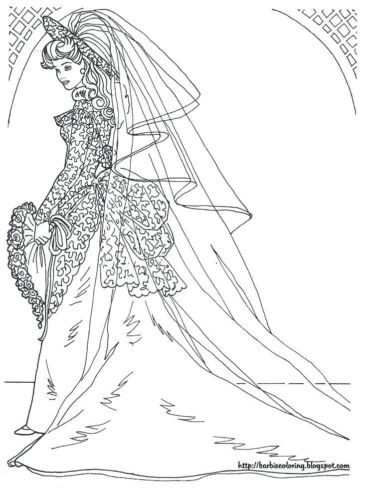 Barbie Dresses Coloring Pages Barbie Coloring Pages Barbie Wedding Dress Coloring Pages Barbie Clo In 2021 Barbie Coloring Barbie Coloring Pages Wedding Coloring Pages
