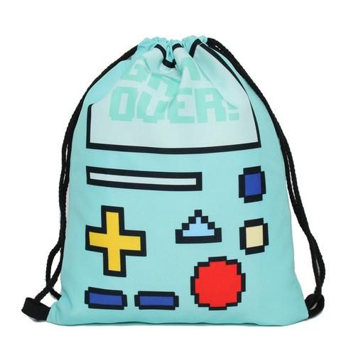 17 best images about Cool Drawstring Backpacks on Pinterest ...