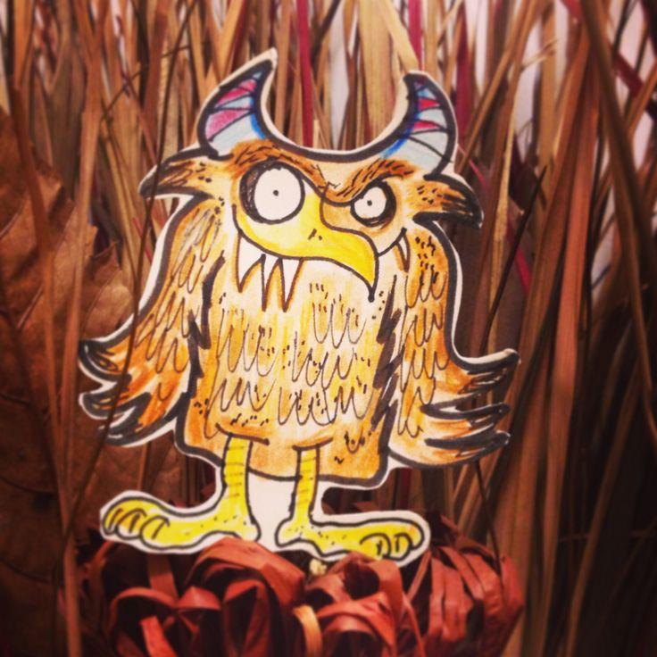 Monster 25 just hatched! #31monsterz @Josh McInerney.