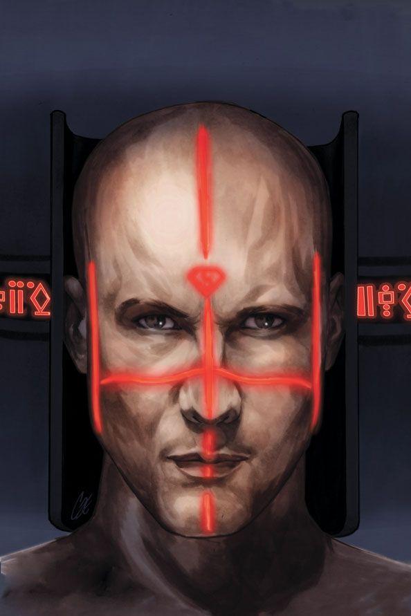 Smallville Season 11 #2 - Lex is back