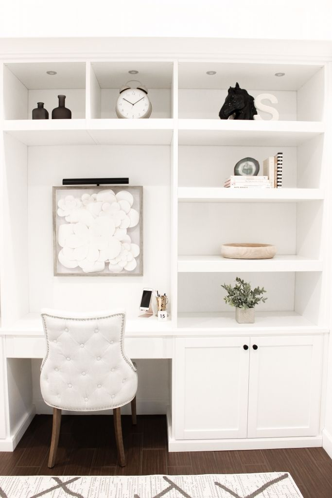 My New Home Office 2019 Goals Simply Sutter Home Office Shelves Home Office Furniture Home Office Decor