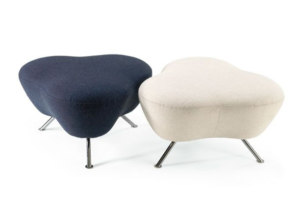 """Hjellegjerde, Multe seating. Inspired by a popular fruit called the """"Cloudberry"""" in Norwegian culture."""