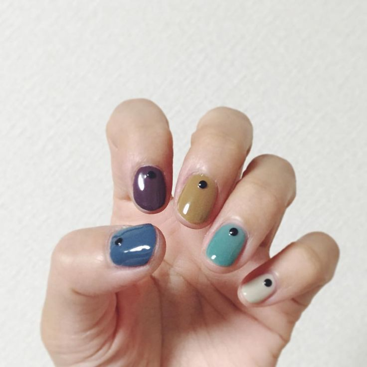 minimal nail design #yuqiconail