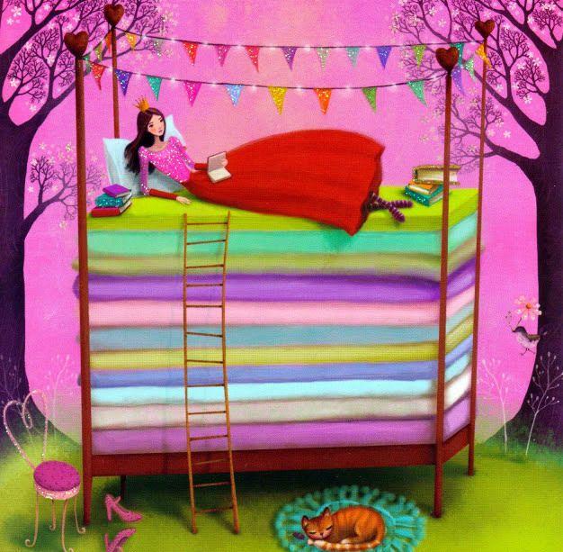 Prinzessin auf der erbse basteln  151 besten Die Prinzessin auf der Erbse Bilder auf Pinterest ...