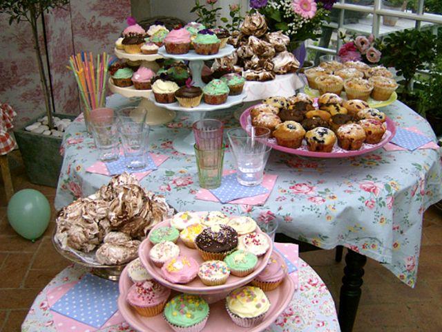 Muffins och cupcakes (kock Leila Lindholm)