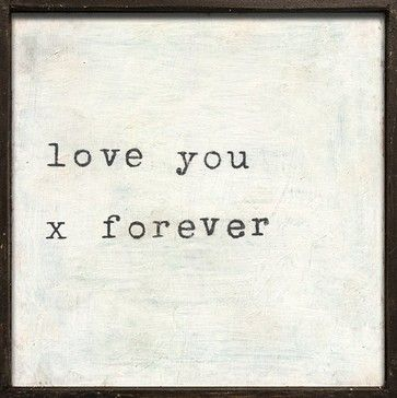 Sugarboo: Love You x Forever transitional-fine-art-prints