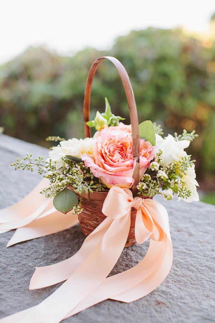 Flower Girl Basket Modern : Best fun flower girl ideas images on