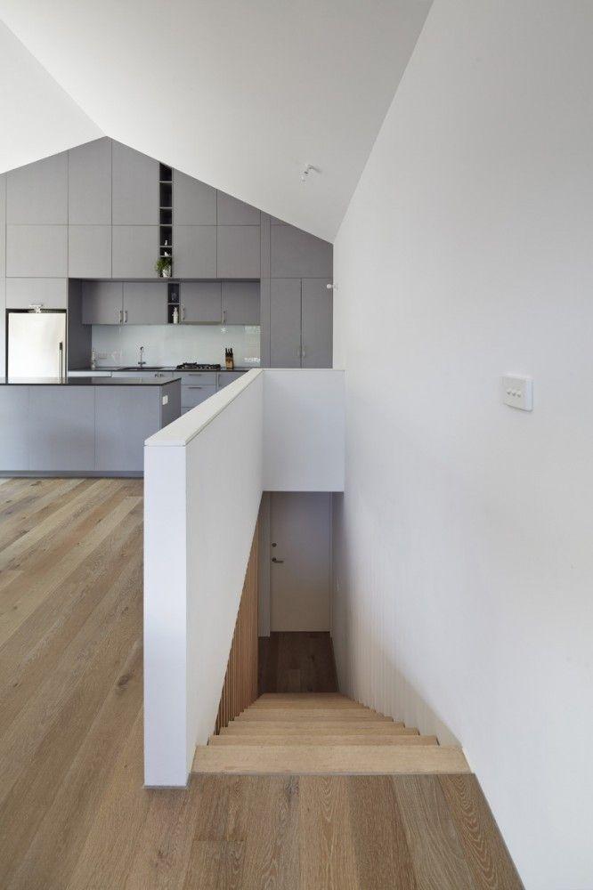 Casa de patio hundido / Gestalten