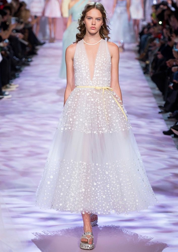 Georges Chakra Spring 2017 Haute Couture - 58 Dream Wedding Dresses We Wish We Could Afford from the Haute Couture Spring 2017 Shows