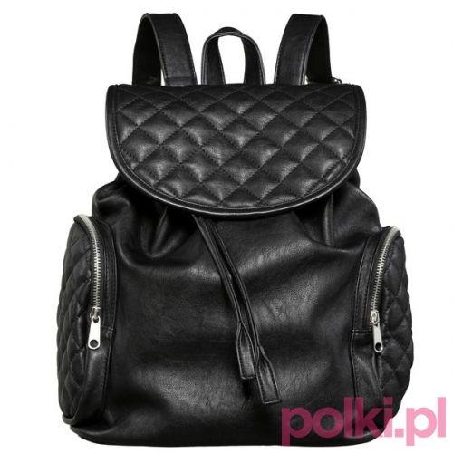 Pikowany plecak, C&A #polkipl