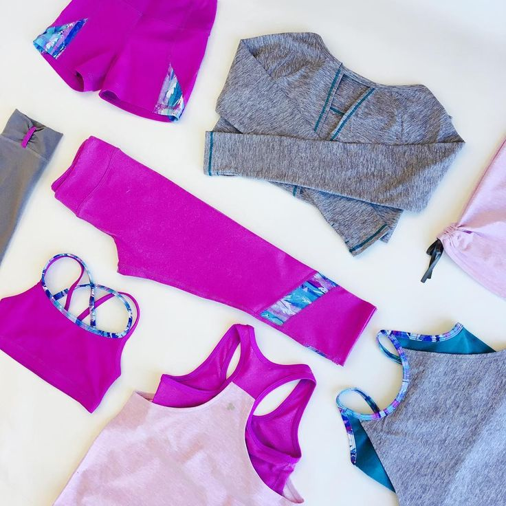 Mix & matchy-matchy! Our activewear is made in Canada! #canada150 #tripleflip