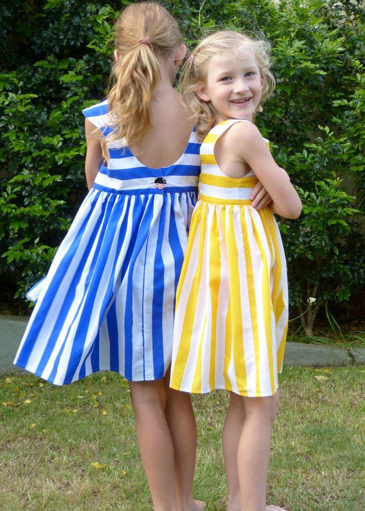 Tadah Tea Party Dress