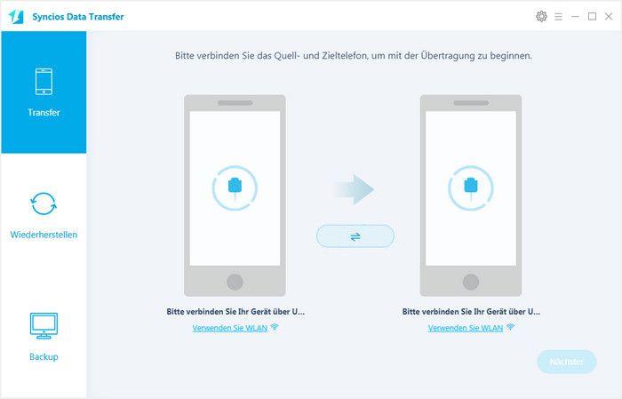 Moechten Sie Dateien Von Android Auf Iphone Bewegen Dann Syncios Will Dabei Helfen With Images
