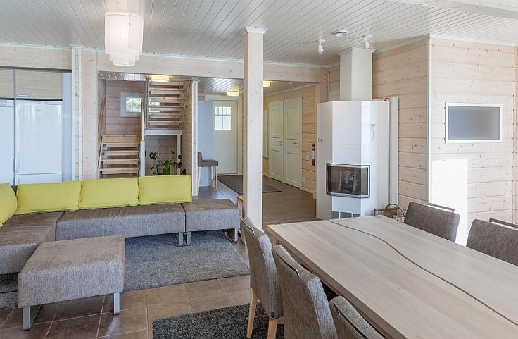 Enough room for a bigger family @VillaOskari  #finland #aurinkoranta #accomodation