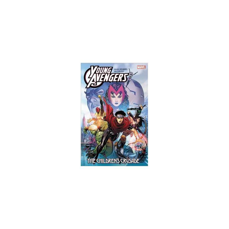 Young Avengers : The Children's Crusade (Reprint) (Paperback) (Allan Heinberg)