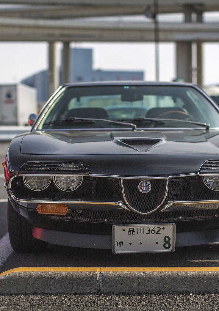 Alfa Romeo Montréal  #alfa #alfaromeo #italiancars @automobiliahq