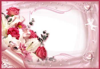 Free photo frames online. Category: Frames for Lovers