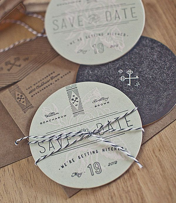 17 Best Ideas About Creative Wedding Invitations On
