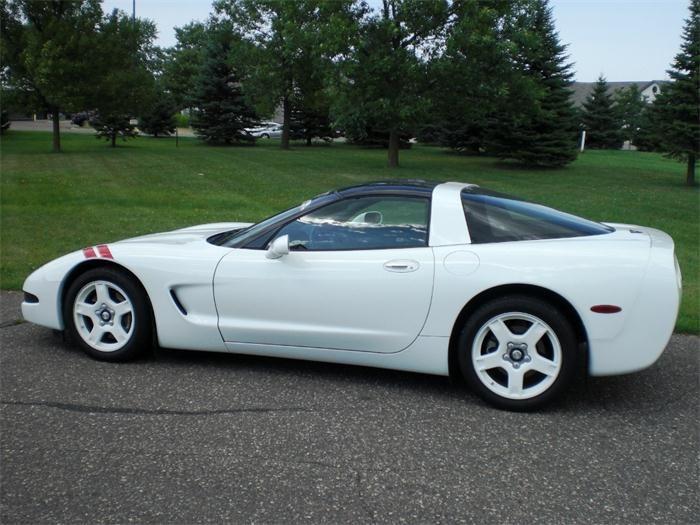 1997 Corvette | 1997 Chevrolet Corvette related infomation,specifications - WeiLi ...