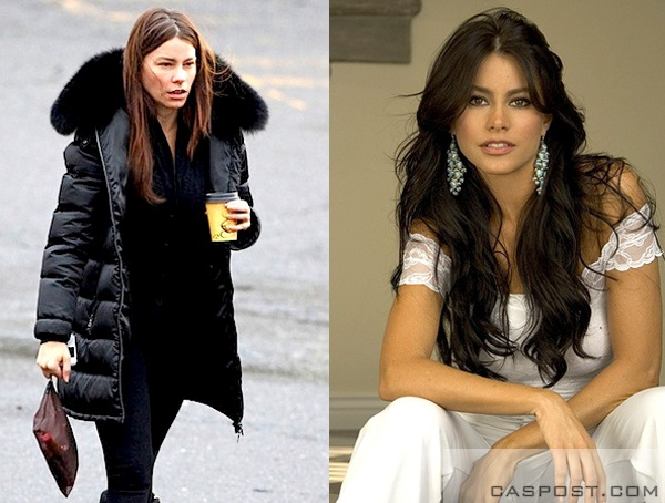 Sophia Vergara always amazed by professional make up