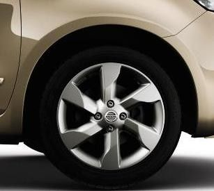 Nissan Note (E11E) Alloy Wheel 16'' Sakura - D0300BH01B