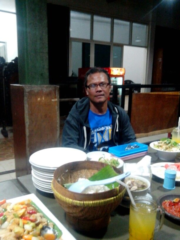 Dinner together with my family