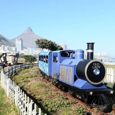 Rotary Blue Train  | Green Point | Cape Town