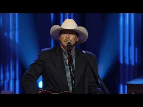 """Alan Jackson """"He Stopped Loving Her Today"""" at George Jones' Funeral, May 2013"""