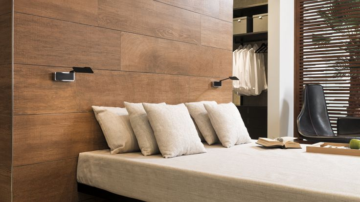 Flooring and wall tiles with natural timber appearance - Parquet ceramico porcelanosa ...