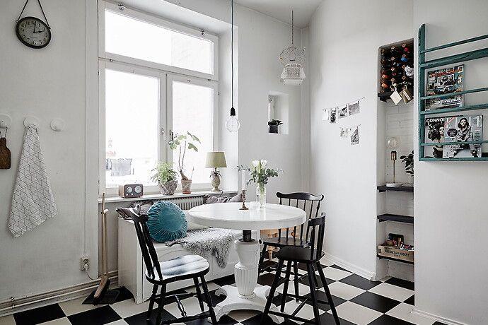 Kök/matplats - Linnéstaden | Hemnet Inspiration