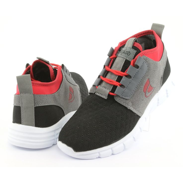 Befado Children S Shoes Up To 23 Cm 516y037 Black Grey Red Childrens Shoes Kid Shoes Fantastic Shoes