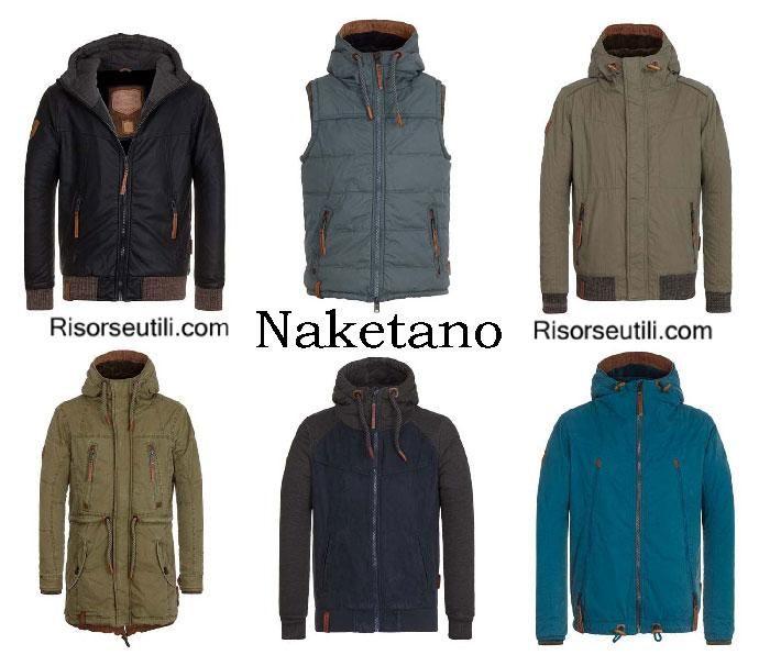 Jackets Naketano fall winter 2016 2017 menswear