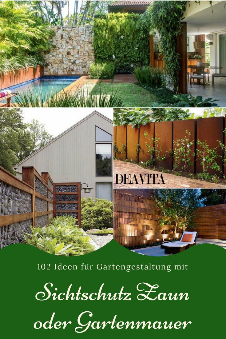 25+ Legjobb ötlet A Következőről: Sichtschutz Für Zaun A, Wohnzimmer Dekoo