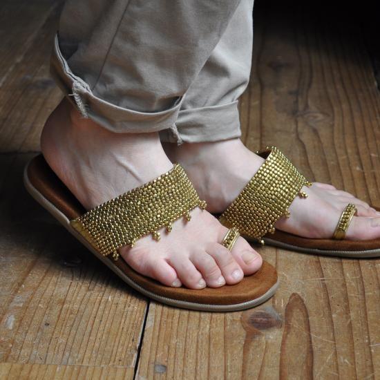 Namaskar (Australia)Strap sandals - eimeku :: online shop