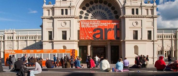 Melbourne Art Fair, Aug 2 - 5  At Royal Exhibition Building,   Rathdowne Street  Melbourne, 3000