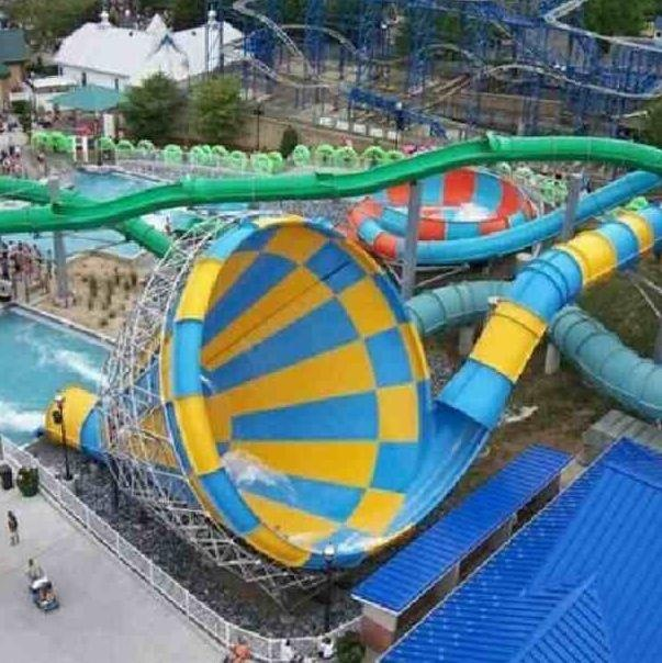 Awesome Water Slide!