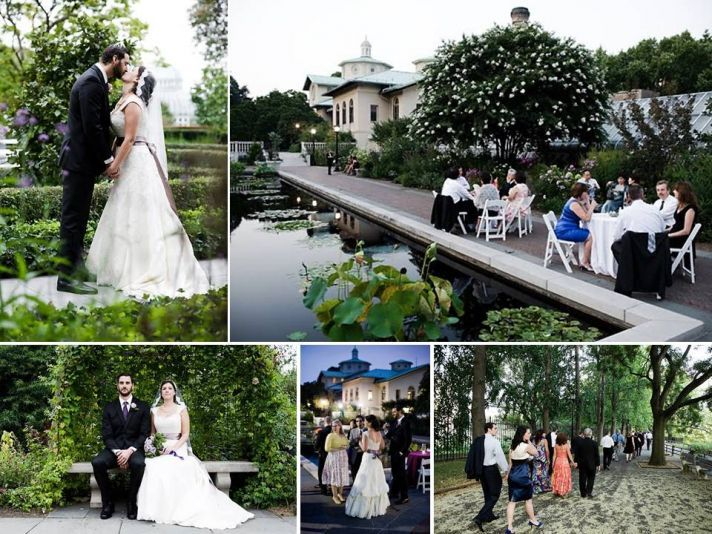 Lush Garden Wedding Venues For Your Outdoor Ceremony