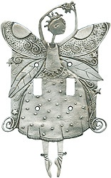 DANCING FAIRY Switch Plate