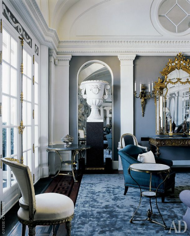 25 Best Ideas About Neoclassical Interior On Pinterest