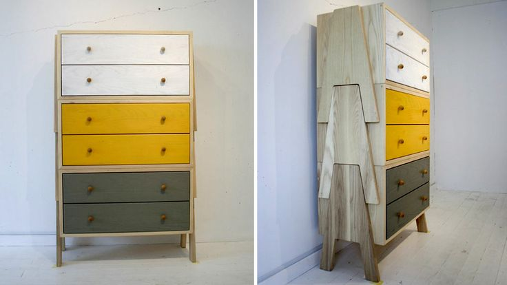 Stackable Dressers by www.Chigo.co.jpFor Kids, Technical Design, Interlocking Design, Trees Cabinets, Brilliant Ideas, Adult Room, Dressers Ideas, Stackable Dressers, Design Allowance