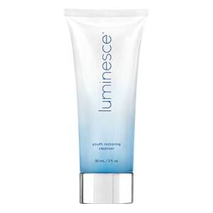 LUMINESCE™ YOUTH RESTORING CLEANSER Buy Now! #luminesce #jeunesse #skincare #antiaging