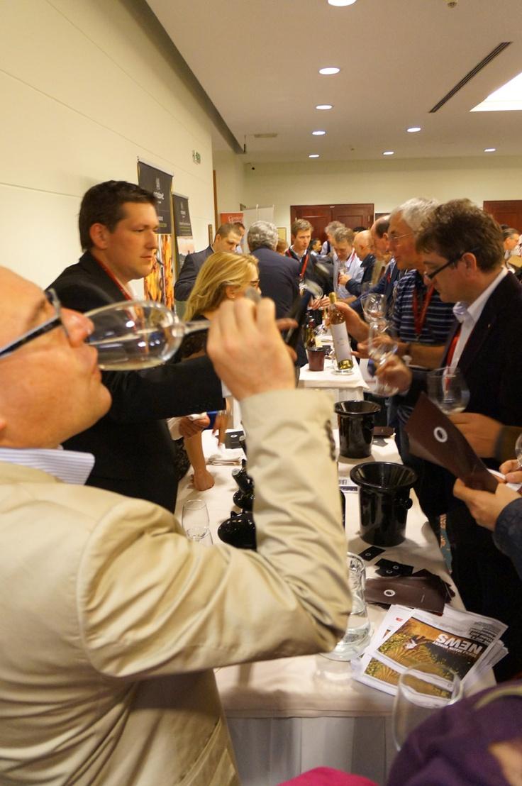 Some very interesting local wines to taste. Varieties include Gruner-Veltliner, Riesling, Furmint, Lipovina.