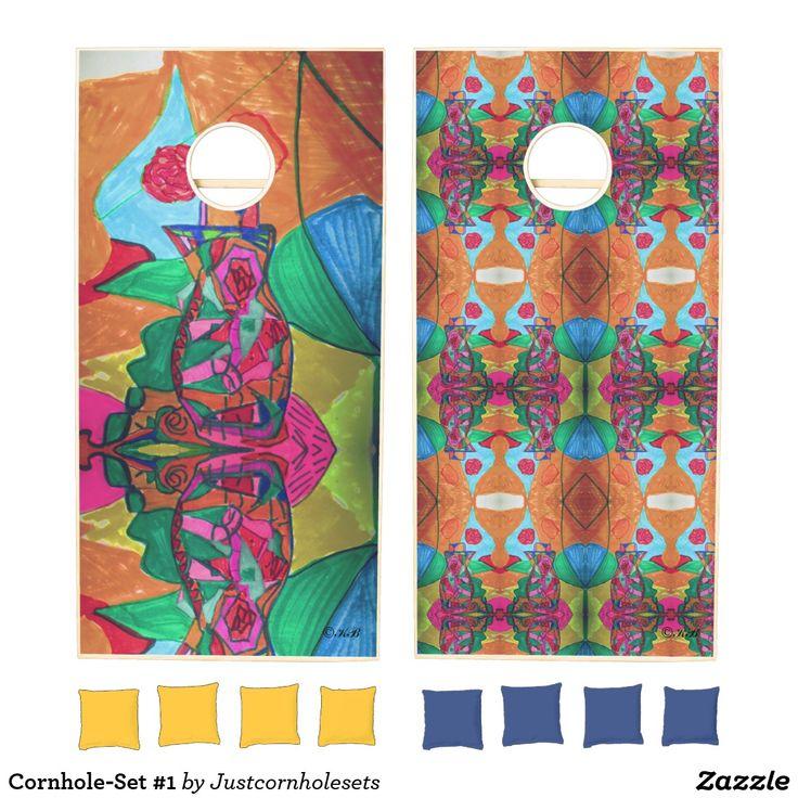 Cornhole-Set #1 Cornhole Set