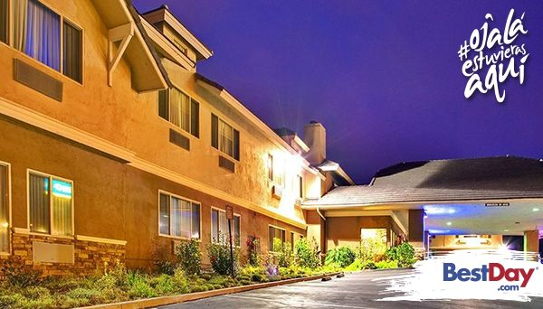 Stay at the Holiday Inn Express® Encinitas Cardiff Beach Area If you are looking for hotels near San Diego, make sure you check out our property located right off I-5 at exit 40. We are located less than a half-mile from the beach, and we provide our guests with the best in quality amenities, making us the smart choice. #OjalaEstuvierasAqui