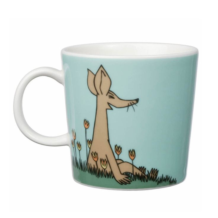 Sniff mug by Arabia - The Official Moomin Shop  - 1