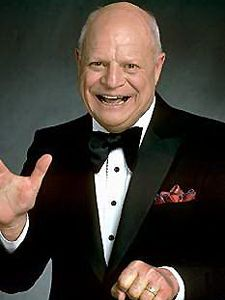 "Don Rickles. Stand-up comedian and actor best known as an ""insult comic""."